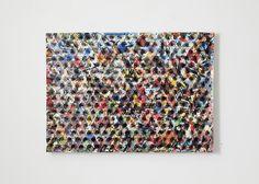 LOVE IT ! Art by Carmen Perrin @ Keitelman Gallery Bxl