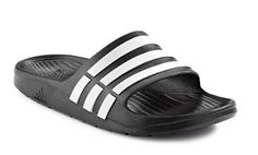low priced 767d9 5de0b ADIDAS Duramo Slide Sandals  Hudsons Bay Adidas