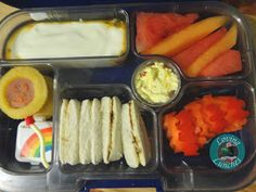 Loving Lunches: Moscow Circus Lunches Yumbox
