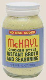 Mckay s chicken seasoning recipes