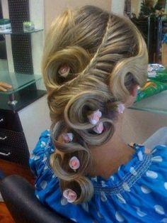 www.weddbook.com everything about wedding ♥ Beautiful wedding hairstyle  #weddbook #wedding #hair