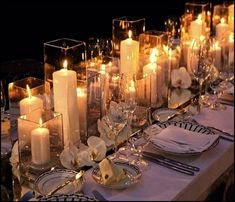 WANTED - glass candle vases - wedding planning discussion forums