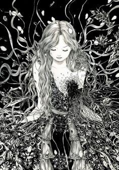 draw, danilo kato, stuff, artsi, insuffer, danilokato, beauti, pain reach, illustr