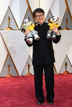 Jackie Chan  - ELLE.com