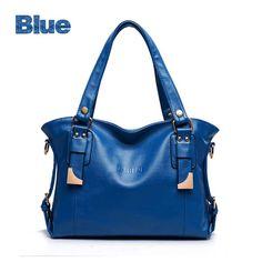 Women Famous Brand Designer Leather Bag