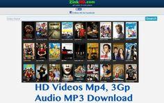 ZinkHD - HD Videos Mp4, 3Gp   Audio MP3 Download - TrendEbook