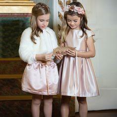Patachou Pretty In Pale Pink Dress www.studiokidz.ca