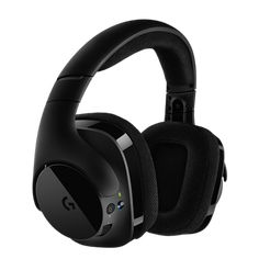 Logitech G533 wireless gaming headset brings the sounds effects, speech, and score of games to life with pro sound and 7 customizable audio channels.