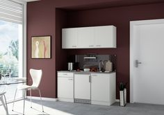 respekta minik che mk130wos 130 cm wei pinterest kaufen und k che. Black Bedroom Furniture Sets. Home Design Ideas