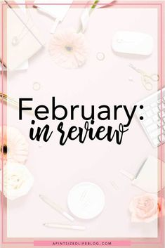 I had an ordinary February-- we've been watching the Olympics and are kinda having withdrawals now. I also talked about the new sleeping masks I'm obsessed with along with the discount service I used!