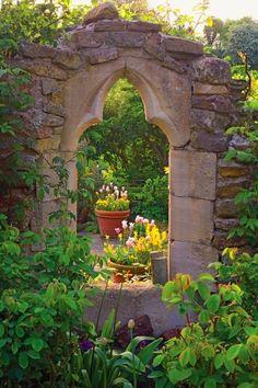 . Flowers Garden Love