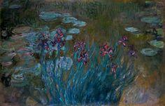 dappledwithshadow: Claude Monet