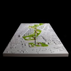 polychroniadis:    Ramones, Proposal for Taichung Gateway Park (second phase), 2011 by Dogma.