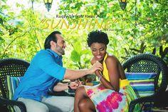 "Ruqayyah Boyer Miss Guyana 2013 released her first single ""Sunshine"""