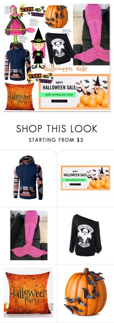 """""""Dresslily Halloween giveaway"""" by paculi ❤ liked on Polyvore featuring Improvements"""