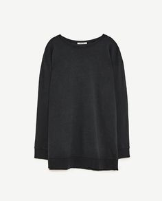 Image 6 of EXTRA LARGE SWEATSHIRT from Zara
