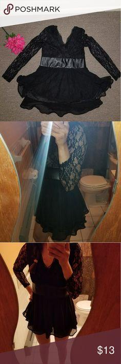 I just added this listing on Poshmark: Lingerie black dress. #shopmycloset #poshmark #fashion #shopping #style #forsale #Dresses & Skirts