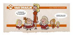 Van Oranje, Willem Alexander, Maxima, Beatrix, Amalia, Alexia, Ariane, pieter Hogenbirk,
