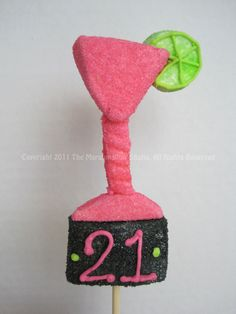 Pink Martini #Marshmallow #Pop
