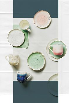 Anthropologie + Suite One Studio Mimira Mug Love