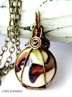 Tutorials Wire Wrapped Marbles - Bing Images