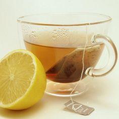 utilisez du thé pour éliminer la poussière