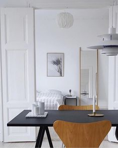 Beautiful Danish home of @pernillebaastrup | #connox #beunique