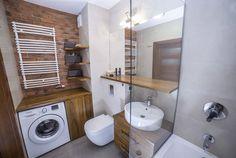6 grandes #ideas para que entre la lavadora en un #baño pequeño https://www.homify.es/libros_de_ideas/580410/6-grandes-ideas-para-que-entre-la-lavadora-en-un-bano-pequeno