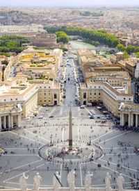 Vatican Council Calls for World Government, Central Bank