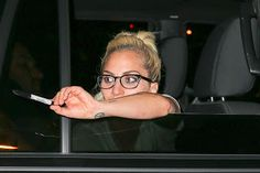 FOTOS HQ: Lady Gaga en un estudio de grabación en Nueva York (Septiembre 12)   Hey Lady Gaga