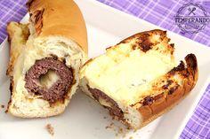 Não é hambúrguer, porque não tem formado de hambúrguer. Não é hot dog porque não tem salsicha, então o que é?? É um burguer dog, ou seja, um hambúrguer no formato de um cachorro quente. E posso dizer que ficou super delicioso. E o melhor de tudo, é recheado de queijo!! Sim, sempre tem um […]