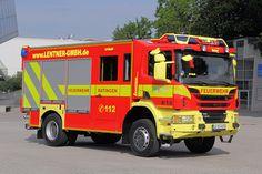 Verkehrsrot jetzt für Feuerwehrfahrzeuge erlaubt » Feuerwehr-Magazin