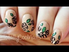 ♥ Buy my Nail Art Book!!!: http://full.sc/VPyPC9  ♥ Come join me on Facebook!!!: http://full.sc/VT0Yt3  ♥ For even more, visit my website!!: http://totallycoolnails.com/    Polishes Used:  Tan is Forever Fawn by Covergirl  Peach is Peaches and Cream by Covergirl    Audio file(s) provided by http://www.audiomicro.com
