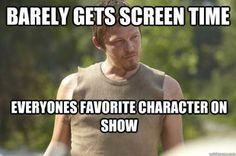 The Walking Dead - Daryl Dixon - Fan Favorite