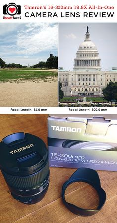 Review of Tamron 16-300MM F/3.5-6.3 Di II VC PZD Macro. Great all around Camera lens!
