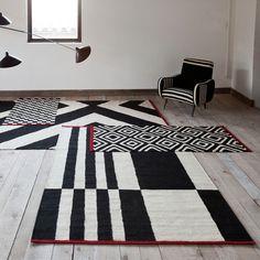 Wir finden den Kelim-Teppich von nanimarquina toll!
