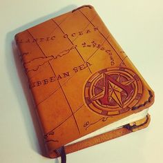 Assassin's Creed Leather MoleSkin Cover by MerrillsLeather on DeviantArt