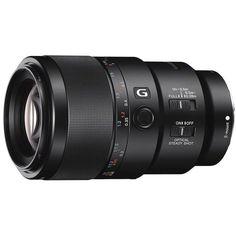 Sony SEL90M28G 90mm F2.8 Macro : Objektiv