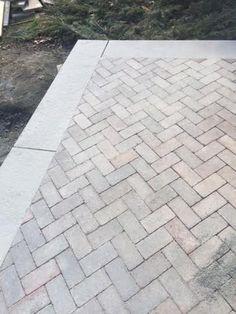 Entryway, Herringbone Brick, Patio J.