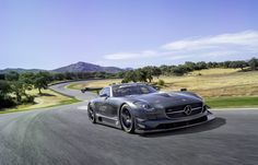 Mercedes Benz Sls Amg 45th Annivesary edition