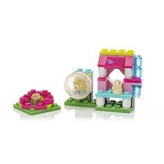 Mega Bloks Barbie Build 'n Play Animal Foil Bag | Mega Bloks Barbie | Mega Bloks | Search by brand | TheToyshop Store