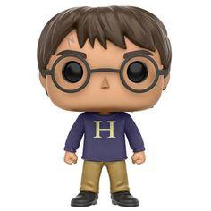 Figurine Harry Potter sweater (Harry Potter) - Funko Pop