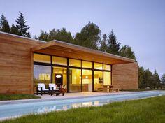 Westside Rd Residence, Dowling Studios, leed platinum home, green home, eco home, healdsburg, california