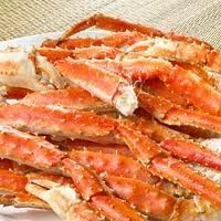 Red Lobster crab legs...yum! Just opening them to get to the meat uses up all the calories you'll consume.