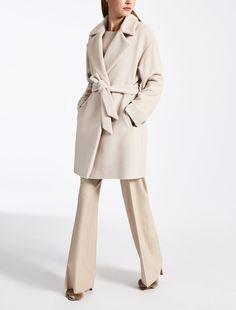 Max Mara Wool, silk, and angora jacket. $1,150 - AFFARI