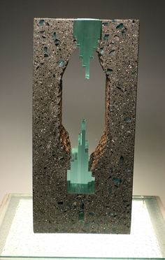 Michael Eddy (concrete & glass)
