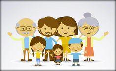 Breve descripción del Modelo Centrado en la Familia acompañada de un vídeo que muestra el trabajo a través del Programa Creer es Crear con una familia.