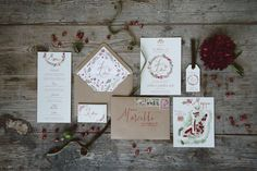 Cool Indie Wedding Inspiration (Perfect for Autumn & Winter Weddings)