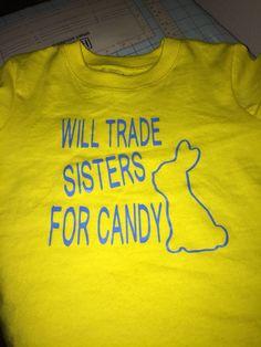 Easter shirt for boys