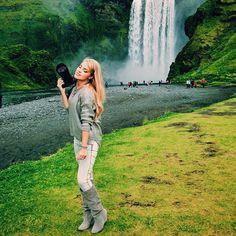 Hello Iceland! ❄